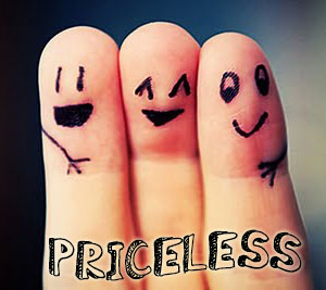 Friendship is priceless by Bloggeretterized
