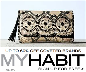 My Habit up to 60% off coveted brands join for free