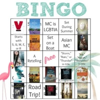 Bloggeretterized Summer Bookish Bingo Wrap Up