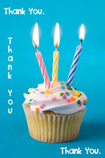 Bloggeretterized-3-blogversary-cupcake-thank-you
