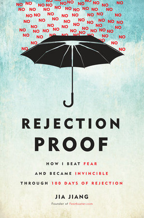 Rejection Proof by Jia Jian large book cover