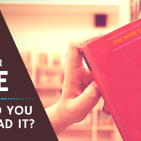 Thought to Ponder | If you found a book of your life, would you read it?