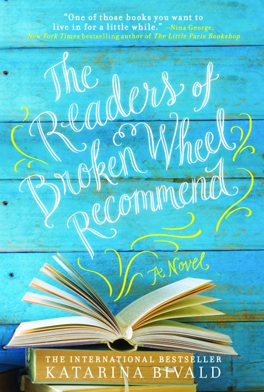 The Readers of Broken Wheel Recommend Book Cover | Bloggeretterized